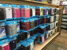 Wholesale Lot 25pc Mix Samsung Galaxy Note 2 Cases in Retail Package for Display