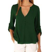 tata Beach Celebrity Sheer blouse Ladies Lightweight shirt Womens Tops Plus Size