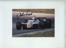 Jochen Mass Arrows A2 Dutch Grand Prix 1979 Signed Photograph 1