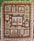 Let's Play Ladies Quilt Pattern by Teddlywinks