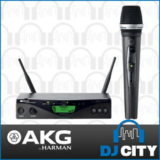 AKG WMS470 Vocal Stage Wireless Microphone System Condenser Mic 650 to 680MHz