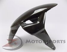 Monster 620 695 696 900 1000 Front Tire Fender Cowl Fairing 100% Carbon Fiber