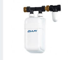 3.7kW Electric Instant Water Heater Instantaneous In-Line Under Sink Heater DAFI