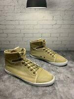 Vans Hi-Top Canvas Women's Sneaker Sz 10.5 VN-OJW21XA