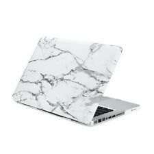"13-Inch Pro White Marble Rubberized Hard Case for Macbook Pro 13"" Model: A1278"