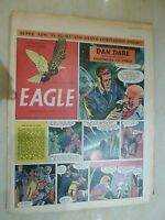 Classic Eagle Comic Vol 5 no 37: Dan Dare Prisoners of Space - 10th Sept. 1954