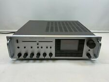 Carver Magnetic Field Power Amplifier Receiver Mxr130 for Parts
