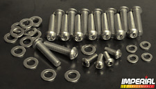 Rocker cover bolt kit saab B204 93 bouton-head-astra corsa gsi sri vxr turbo