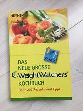 Das neue große Weight Watchers Kochbuch. Nr.1 (2002, Taschenbuch)