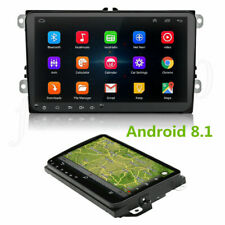 9inch 1080P 2Din In-Dash GPS Radio Stereo Android 8.1 Wifi DAB for German Car 1x