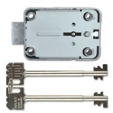 Mauer A71111 Mauer Président Safe Lock-Zinc Plaqué 8 Levier 120 mm Touches