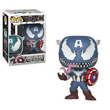 Funko Pop Marvel: Venom Captain America 364 32686 In stock