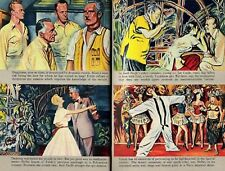SOUTH PACIFIC 1951 BROADWAY ART PICTORIAL RODGERS & HAMMERSTEIN * MARY MARTIN