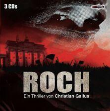 ROCH (HÖRSPIEL) -  OHRENKNEIFER (GAILUS,CHRISTIAN) -   3 CD NEU