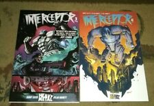 2016 INTERCEPTOR 1 4 DONNY CATES Fine Heavy Metal