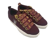 Harry potter shoes sneakers trainers size 4 gryffindor new without box.