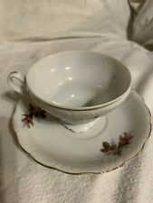 Vintage  UCAGCO CHINA Tea Cup & Saucer Made In Japan