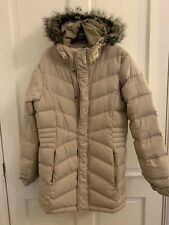 Berghaus Size 10 Ladies/womens Coat. 600 Down/feather Filled