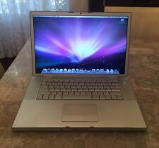 "Apple MacBook Pro 15"" Early-2008 Excellent Condition & New Parts."