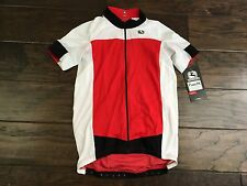 Giordana FRC Forma Red Carbon Short Sleeve Cycling Jersey Red White Black Small
