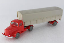 A.S.S WIKING ALTER LKW MB 5000 PRITSCHENSATTELZUG 1959 GK 510/5F CS 707/1B 1WTOP