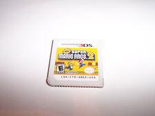 New Super Mario Bros. 2 (Nintendo 3DS) XL 2DS Game