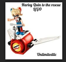 LEGO 41231 Super Hero Harley Quinn To The Rescue Minifigure ONLY