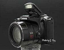 CANON SX500 IS Reconditioned Digital Camera-30X ZOOM-On a scale of 10 it's a 9.0