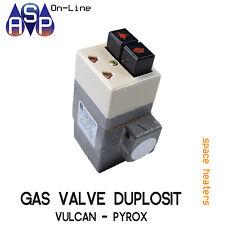 GAS VALVE CONTROLLER DUPLOSIT PYROX VULCAN SPACE HEATERS - PART# 0080508SP