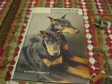 Doberman Pinschers by Kerry Donnelly 1979 Hardcover