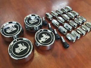 Holden Monaro GTS Wheel caps and Nuts