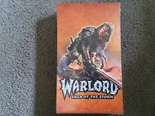 Warlord CCG - Counter Attack booster box NEW