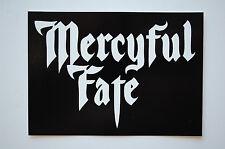 Mercyful Fate Sticker Decal (461) Rock  Metal  Mayhem Carcass Slayer Car