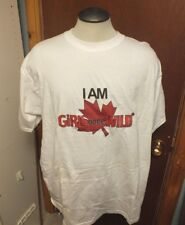 Molson Canadian GIRLS GONE WILD T-Shirt I AM Vintage Tshirt Beer Top Clothing