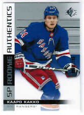 19/20 2019 SP HOCKEY SP ROOKIE AUTHENTICS RC CARDS #101-140 U-Pick From List