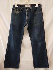 jeans uomo Levi's 527 W 33 L 30 taglia 47/48