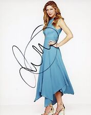 """JES MACALLAN Authentic Hand-Signed """"MISTRESSES - Josslyn Carver"""" 8x10 Photo"""