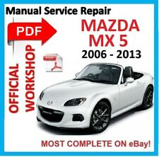 1990 mazda miata workshop service repair manual download