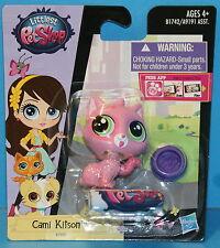 #3880 Littlest Pet Shop Singles Combo PET PAWSABILITIES Cami Kitson