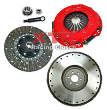 XTR STAGE 2 CLUTCH KIT+SOLID FLYWHEEL 86-95 FORD MUSTANG GT LX COBRA SVT 5.0 302