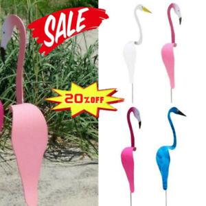 3D Swirl Bird A Whimsical And Bird Spins Slight Garden 20/40CM Outdoor Decor