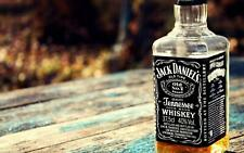 Jack Daniels Canvas Wall A2 A1 A0 Large Gift Present SW0184