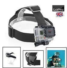 SJ4000 Adjustable Head Strap Mount for Helmet Camera Headstrap Action Cam Holder