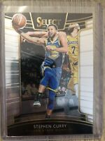 2018-19 Select Basketball #1 Stephen Curry Golden State Warriors