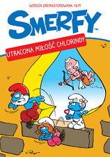 Smerfy: Utracona miłość Chlorindy  (DVD) POLISH RELEASE POLSKIE WYDANIE