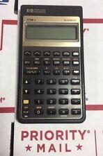 Vintage Hp 17Bll Financial Calculator - Hewlett-Packard - 100 % Warranty