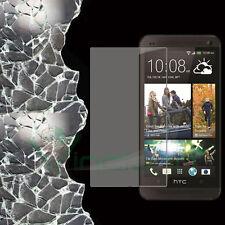 Pellicola VETRO temprato trasparente totale display per HTC One M8 M8s sottile