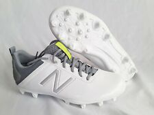 """NEW BALANCE /""""WARRIOR/"""" Womens White LACROSSE Cleats Turf Shoes WBWT-LW NWT"""