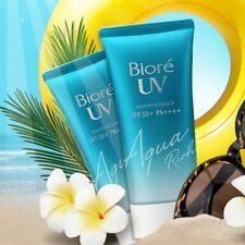 Kao Biore UV  Aqua Rich Watery Essence Sunscreen Sweat proof SPF50+/PA++++ 50g