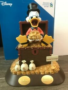 Uncle Scrooge McDuck Limited Edition Piggy Bank